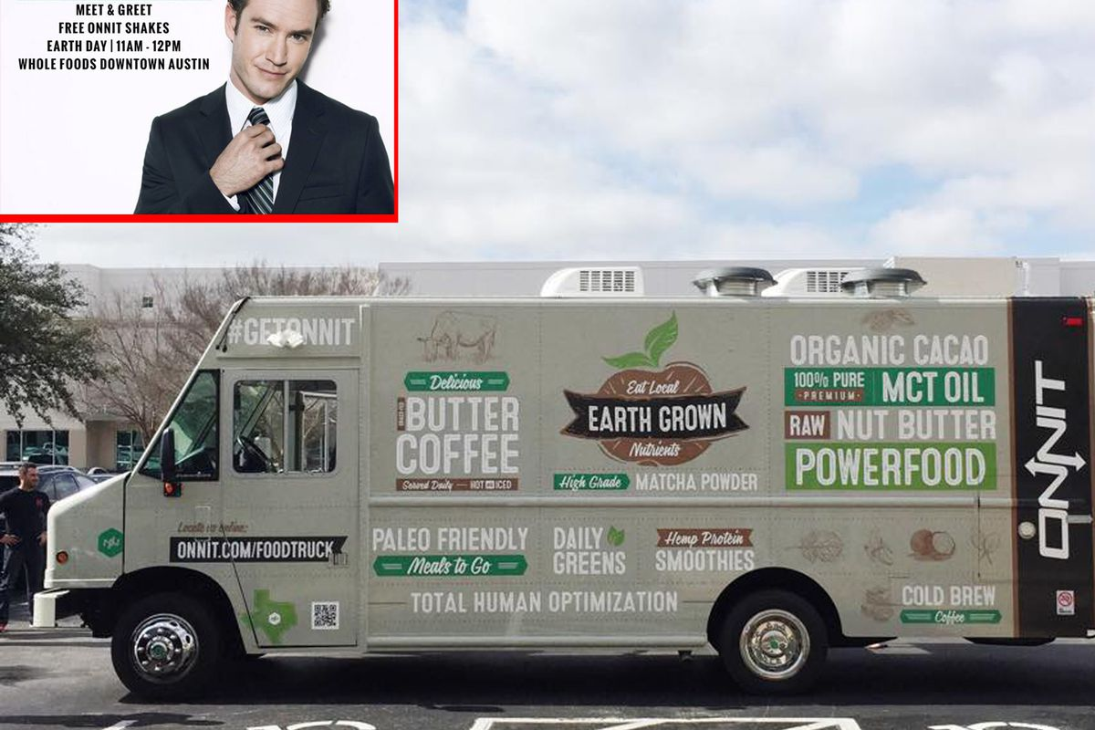 Onnit's Truck