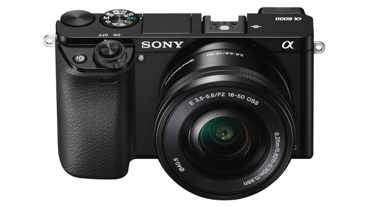 Sony Makes Its Best Mirrorless Camera Faster Better And Smaller A6000 Kit 16 50 Alpha 6000 With The Verge