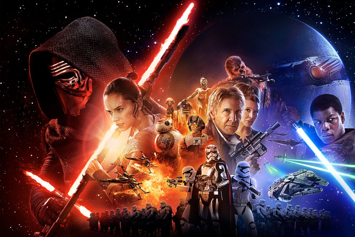 Critics are going too easy on Star Wars: The Force Awakens - Vox