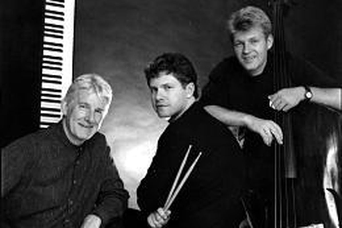 Composer and pianist Bill Mays, drummer Matt Wilson and bassist Martin Wind of the Bill Mays Trio will play Monday at the Sheraton.