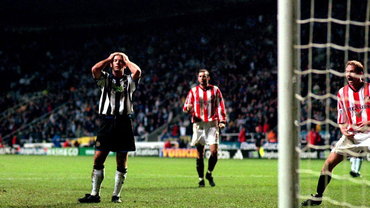 Soccer - FA Carling Premiership - Newcastle United v Sunderland