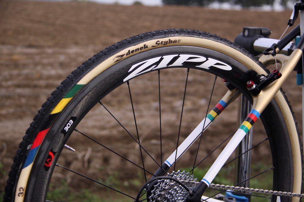Stybar bike