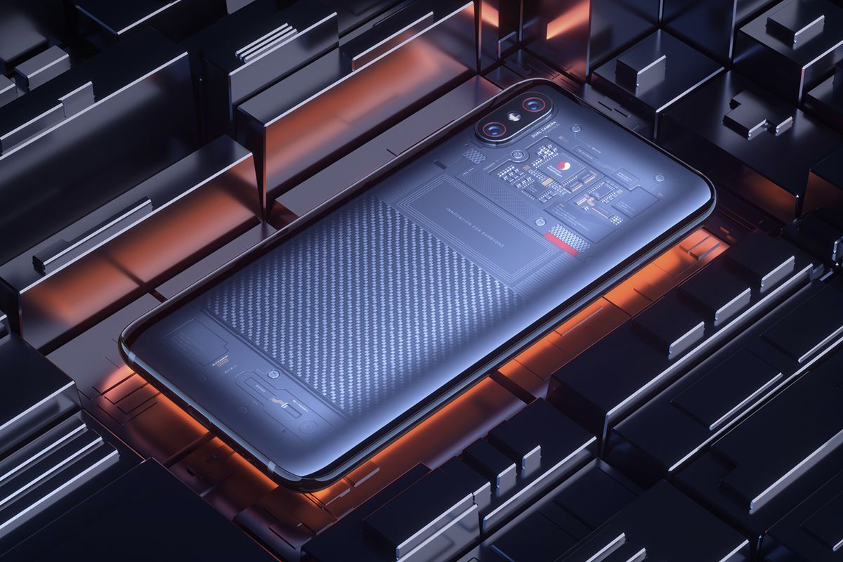 Xiaomi's transparent Mi 8 Explorer Edition might not show the real