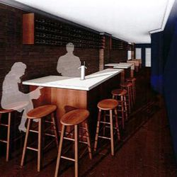 """A rendering of The Immigrant Tap Room. [<a href=""""http://eastvillage.thelocal.nytimes.com/2013/01/31/what-to-expect-from-the-immigrants-new-tap-room/"""">The Local</a>]"""