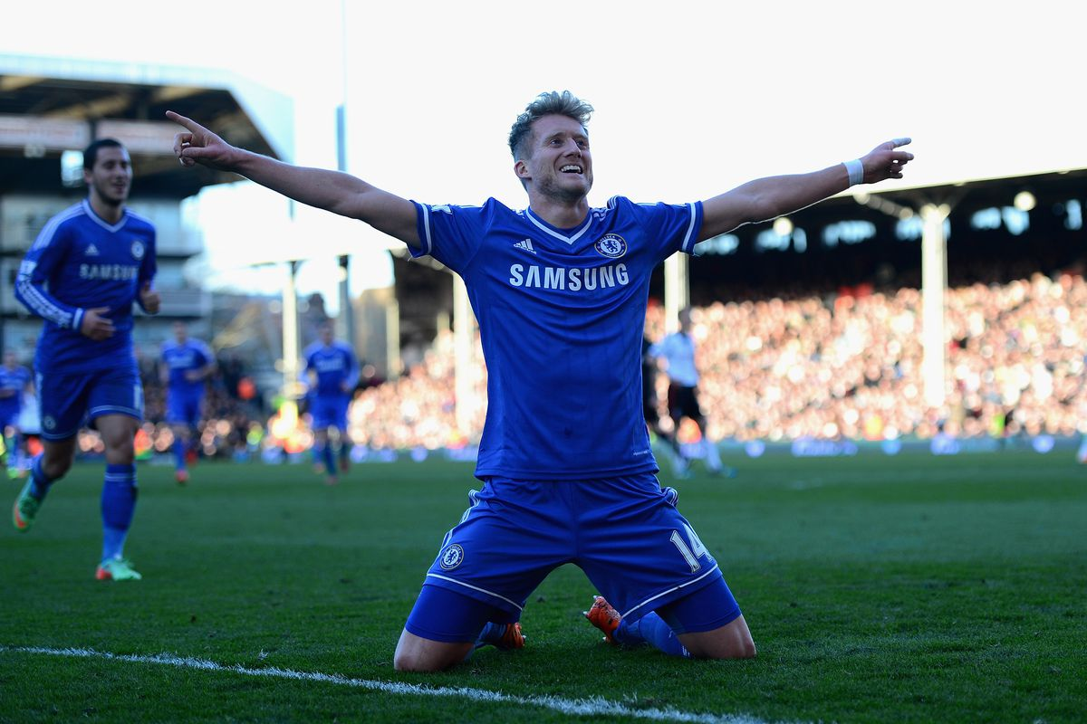 Former Chelsea Fan Favorite Andre Schurrle Returns To West London With Fulham We Ain T Got No History