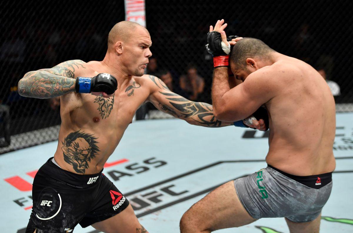 UFC Fight Night: Shogun v Smith