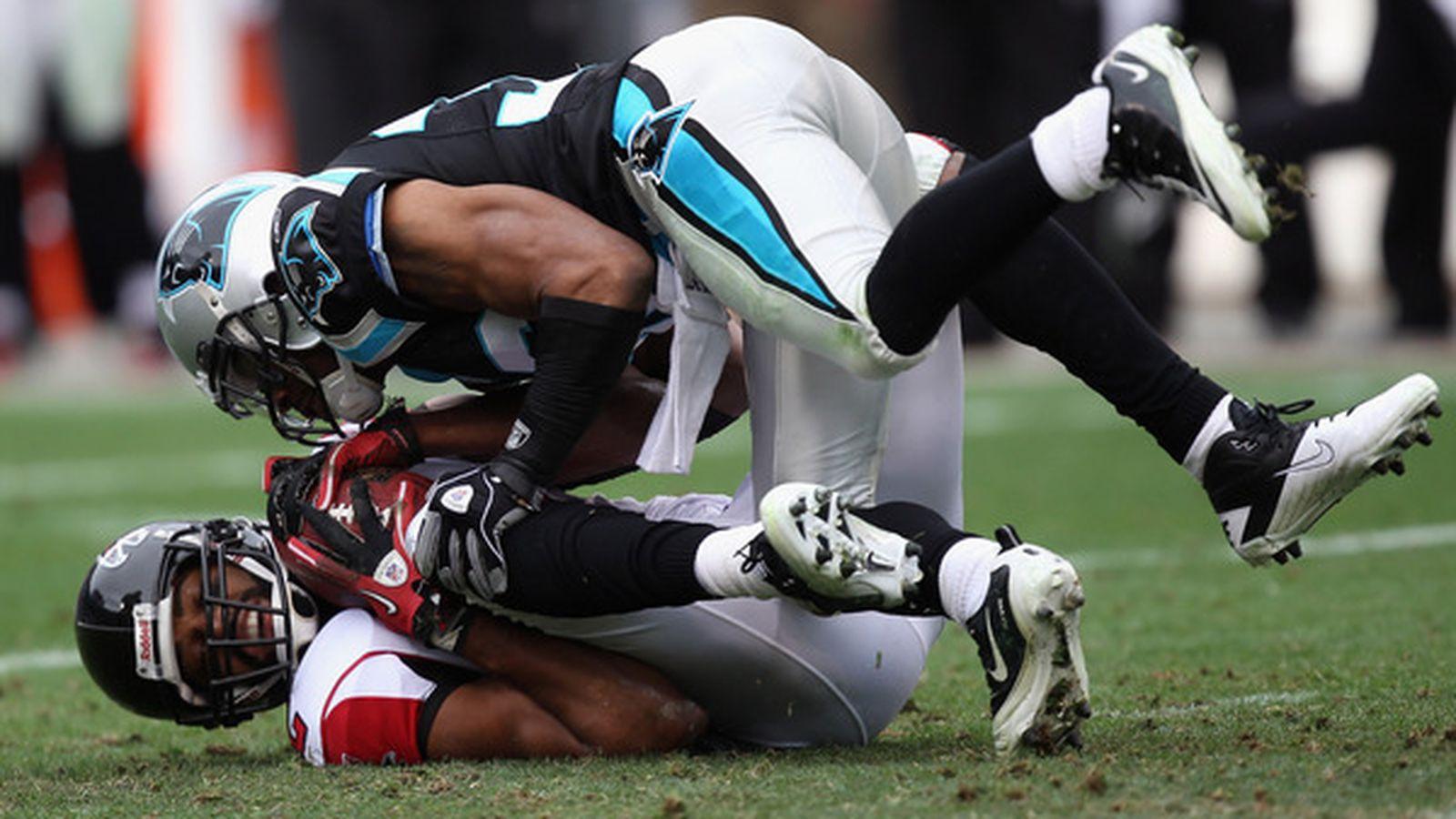 Falcons-Panthers Recap: A Critical Beatdown - The Falcoholic
