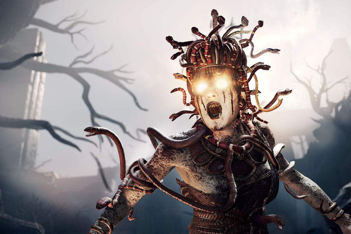 Assassin's Creed Odyssey - Medusa