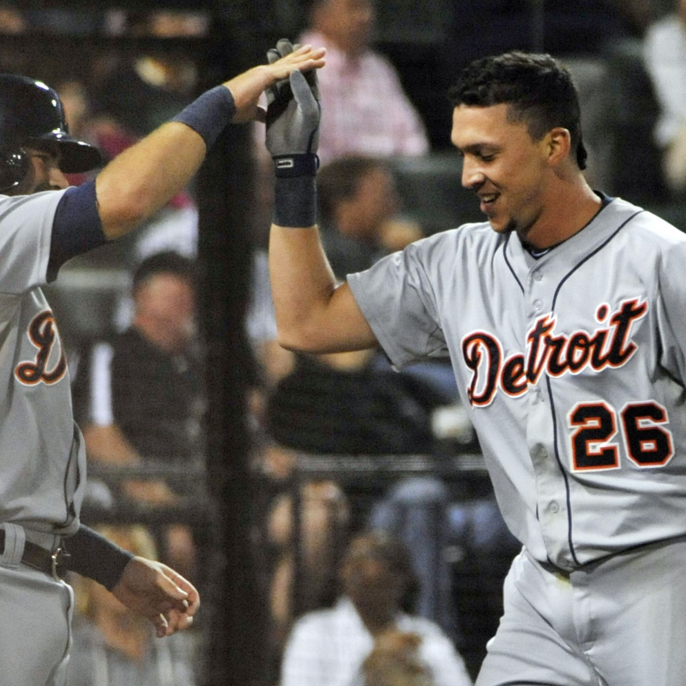 Tigers 6 White Sox 2 Hernan Perezs Little League Home Run
