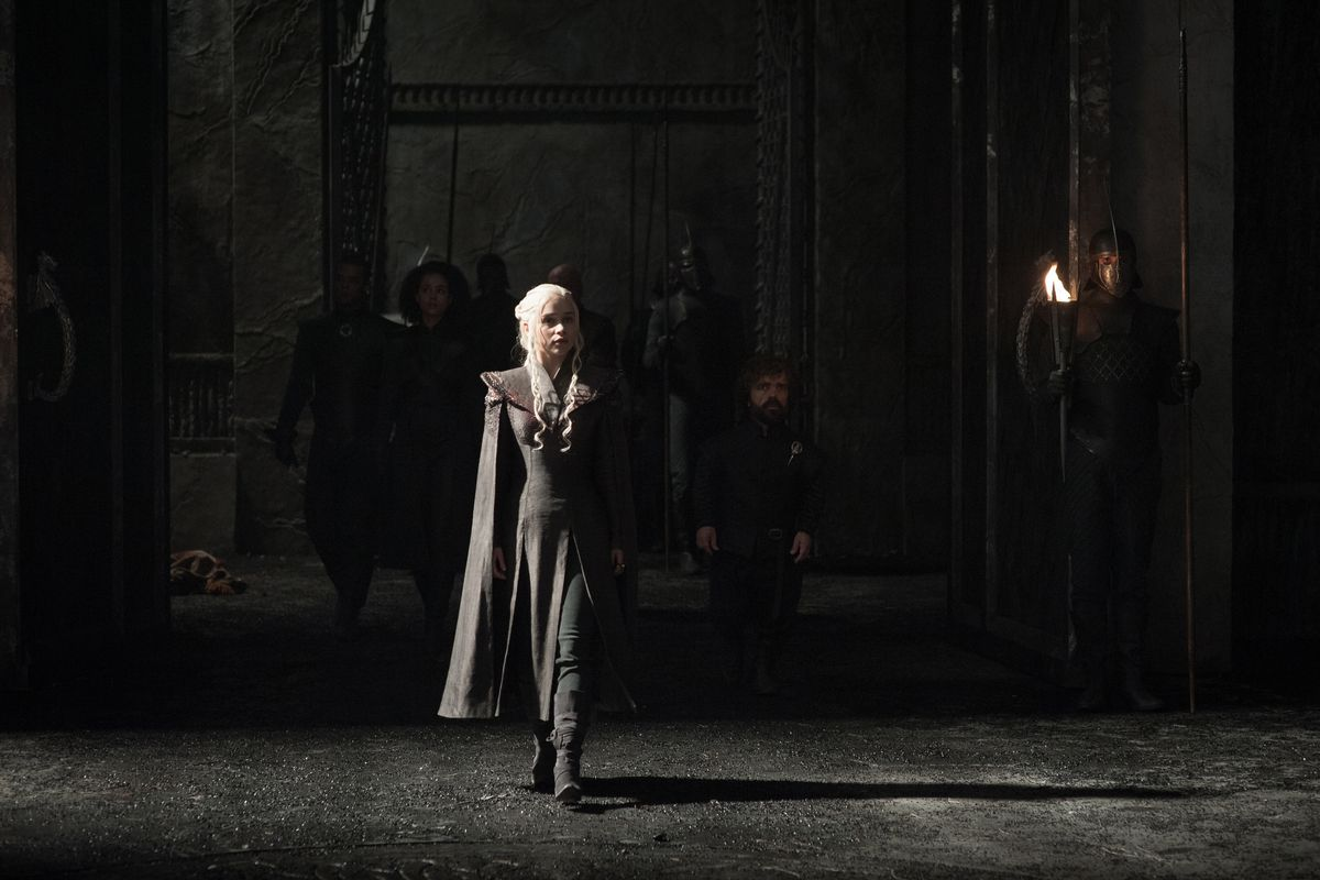 Game Of Thrones Daenerys Has A Problem With Her Dragons Polygon