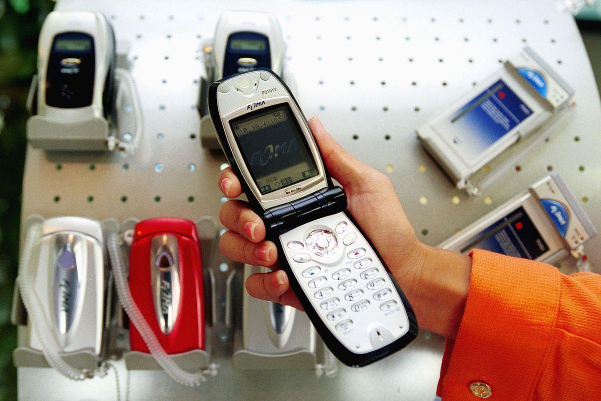 DoCoMo Introduces New Cellular Phone