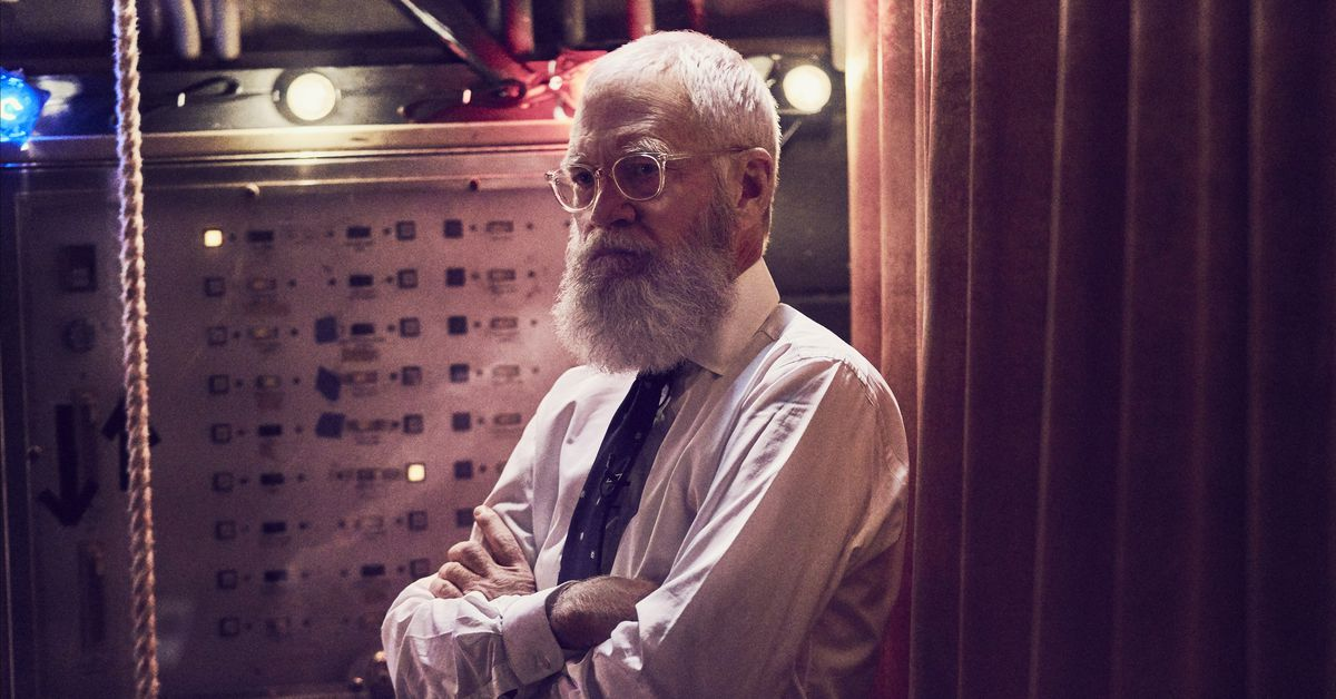 Netflix's My Next Guest Needs No Introduction proves the world still needs David Letterman