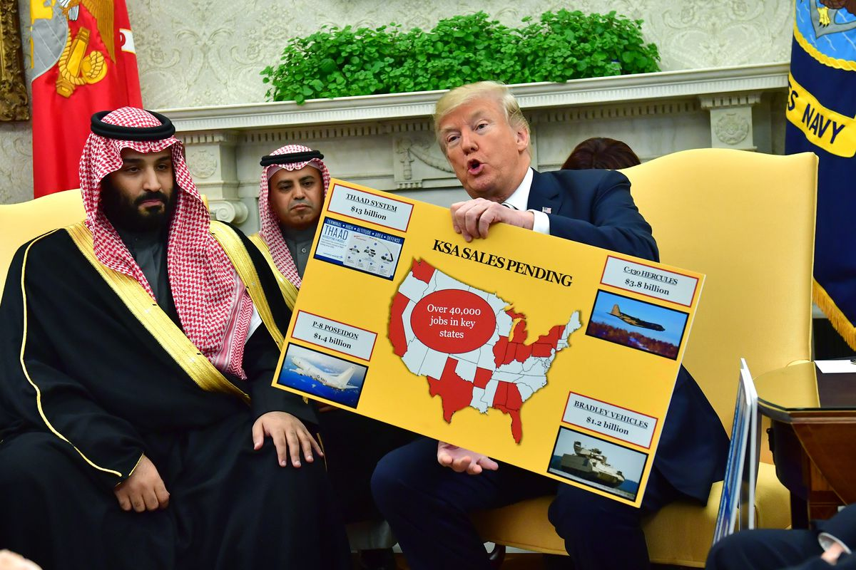 Trump tweeted he has no ties to Saudi Arabia  A Fox News