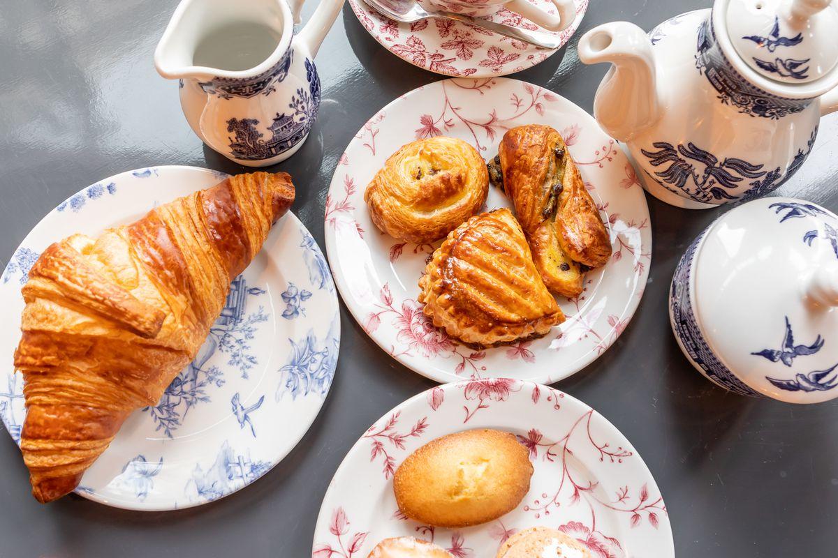Croissants from Maison Danel