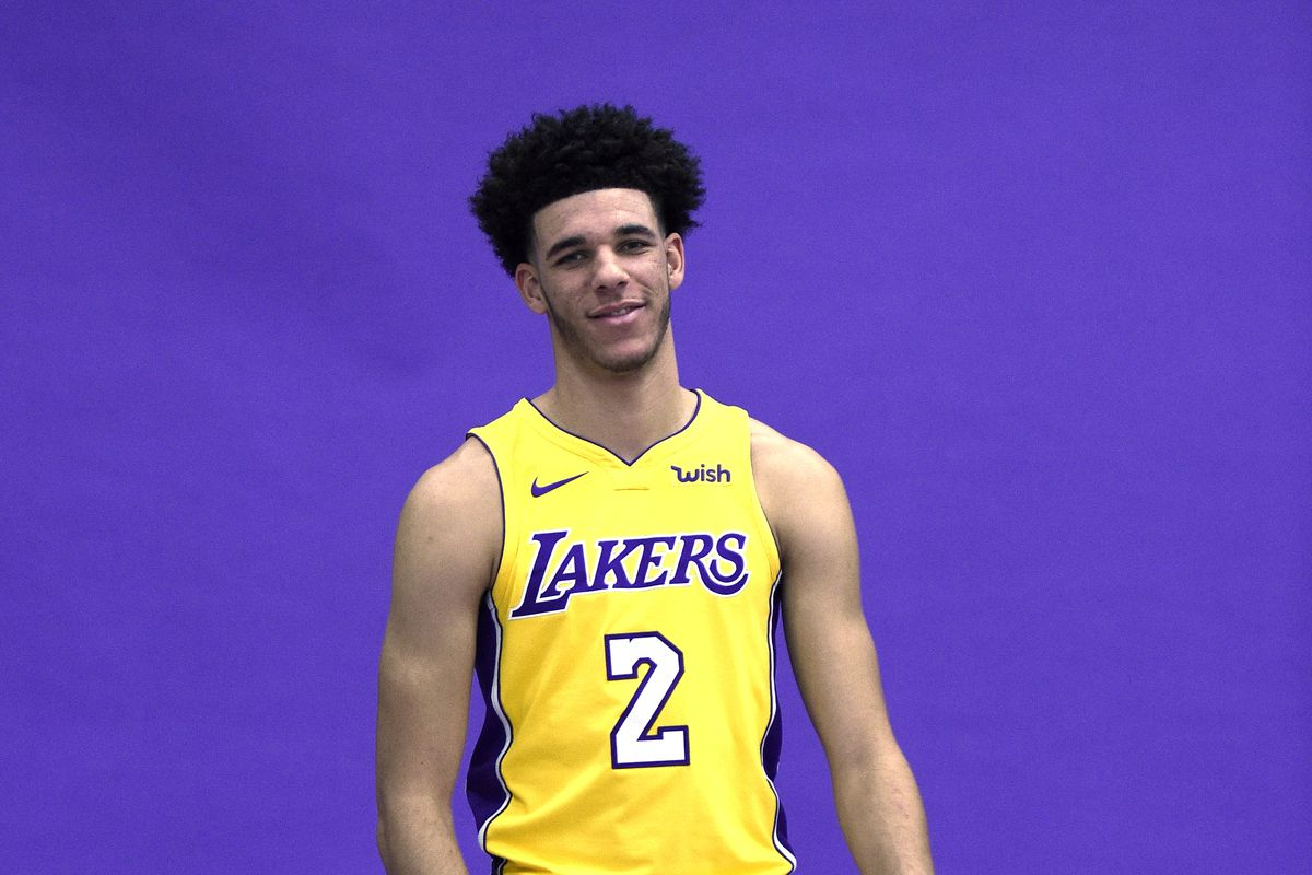 7f1bbaac74b7 Lakers 2017 Training Camp Preview  The Big Baller Era begins ...