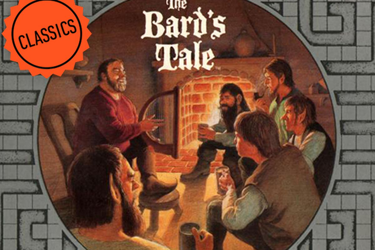 The Classics: 'Tales of the Unknown Volume 1: The Bard's Tale' - The