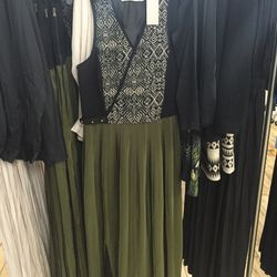 Morgan Carper dress, $135 (from $595)