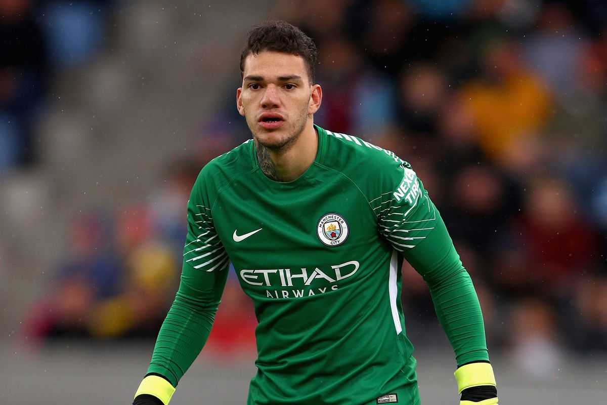 2d9d8f3b9ee Three Manchester City players named in Brazil squad for World Cup  Qualifiers. Éderson ...
