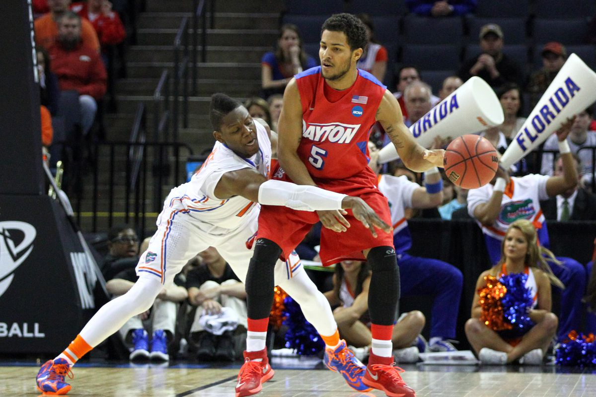 Devin Oliver and the Dayton Flyers were 2014's Cinderella story.
