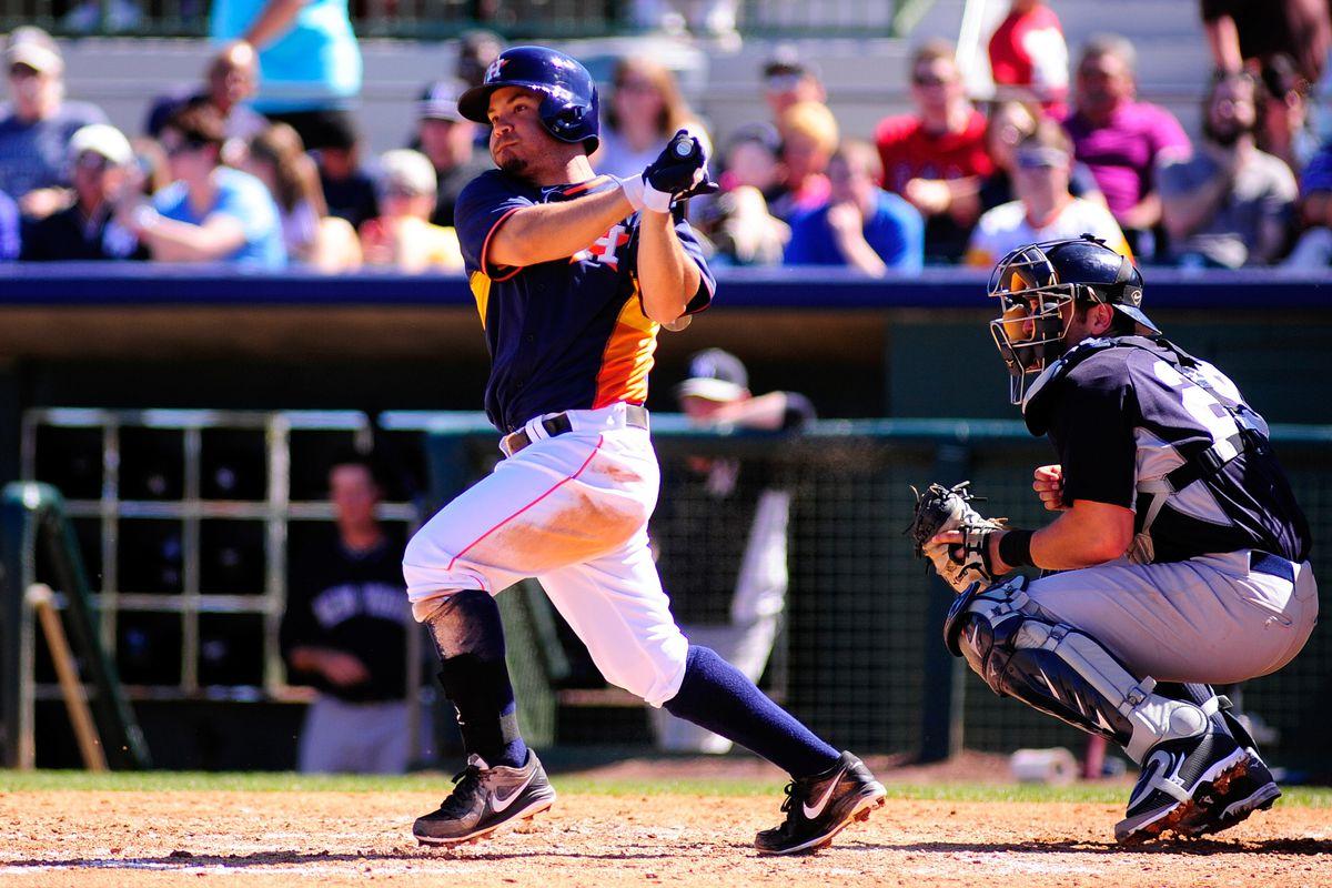 Jose Altuve is a big piece to the Astros' future