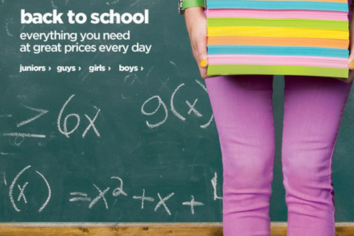 Shop-in-shops going down right in time for the back-to-school push, via JC Penney