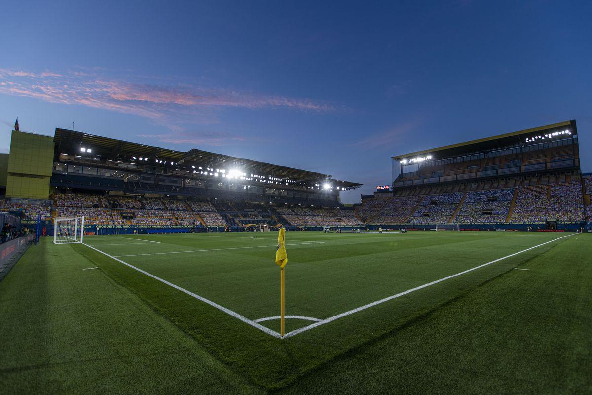 Villarreal v Arsenal - UEFA Champions League