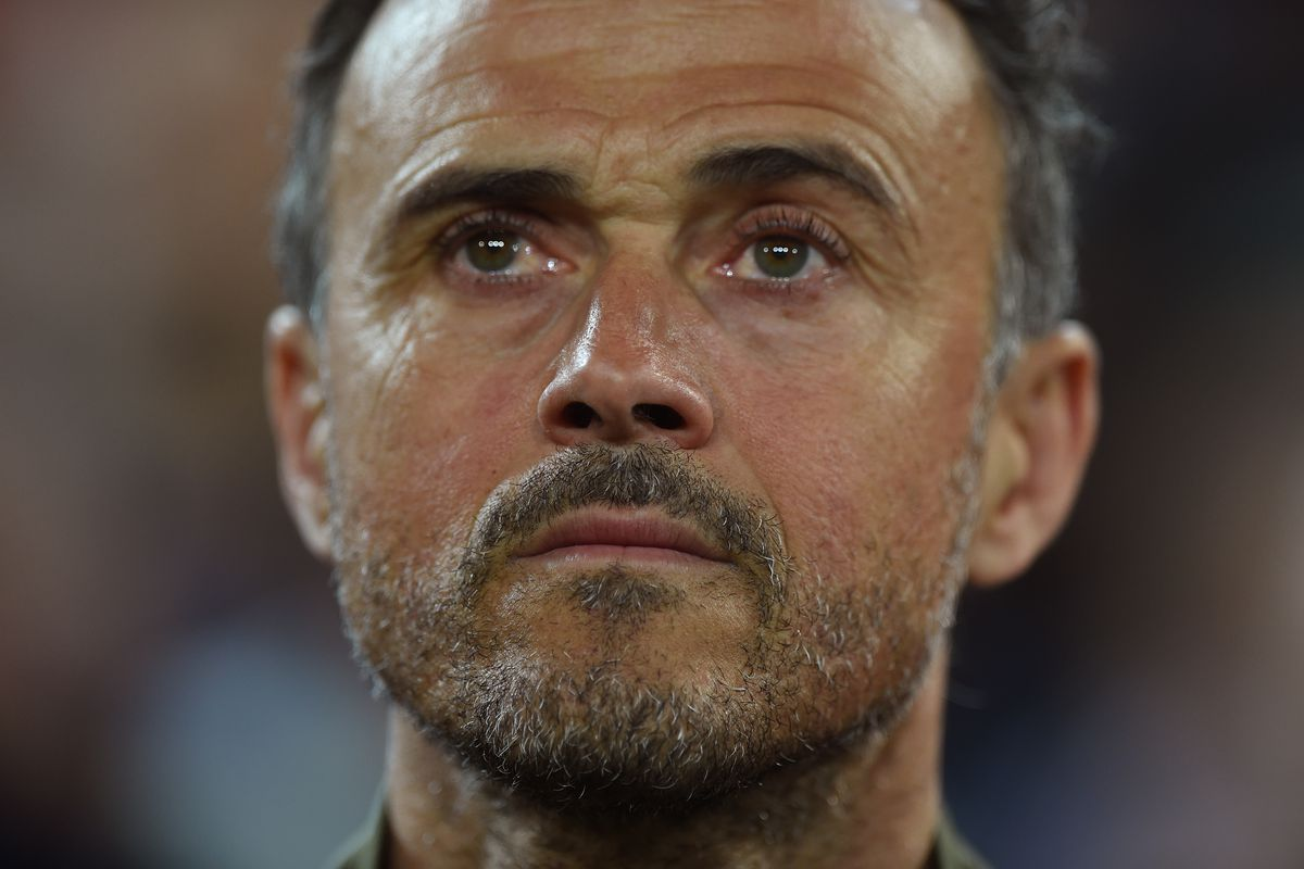 Luis Enrique resigns as Spain manager