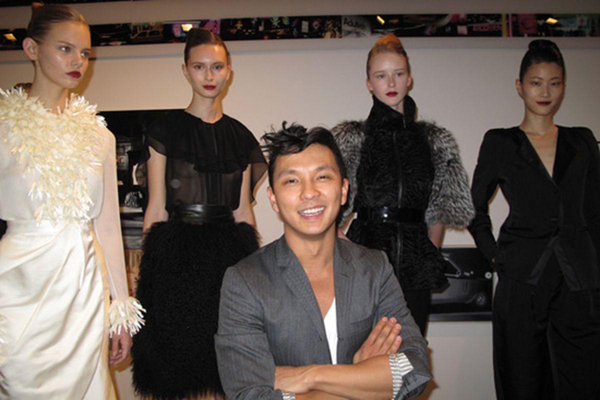 """Prabal Gurung and past designs via <a href=""""http://www.modelsandmoguls.net/articles/wp-content/uploads/2010/03/prabalgurung1.jpg"""">Models and Moguls</a>"""