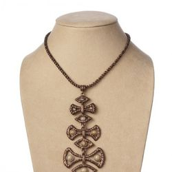 Aegean necklace with Stones for $199 (orig. $385)