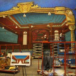 """Sets for Ballet West's """"The Nutcracker"""" reflect the early 19th century when E.T.A. Hoffman originally wrote the story."""