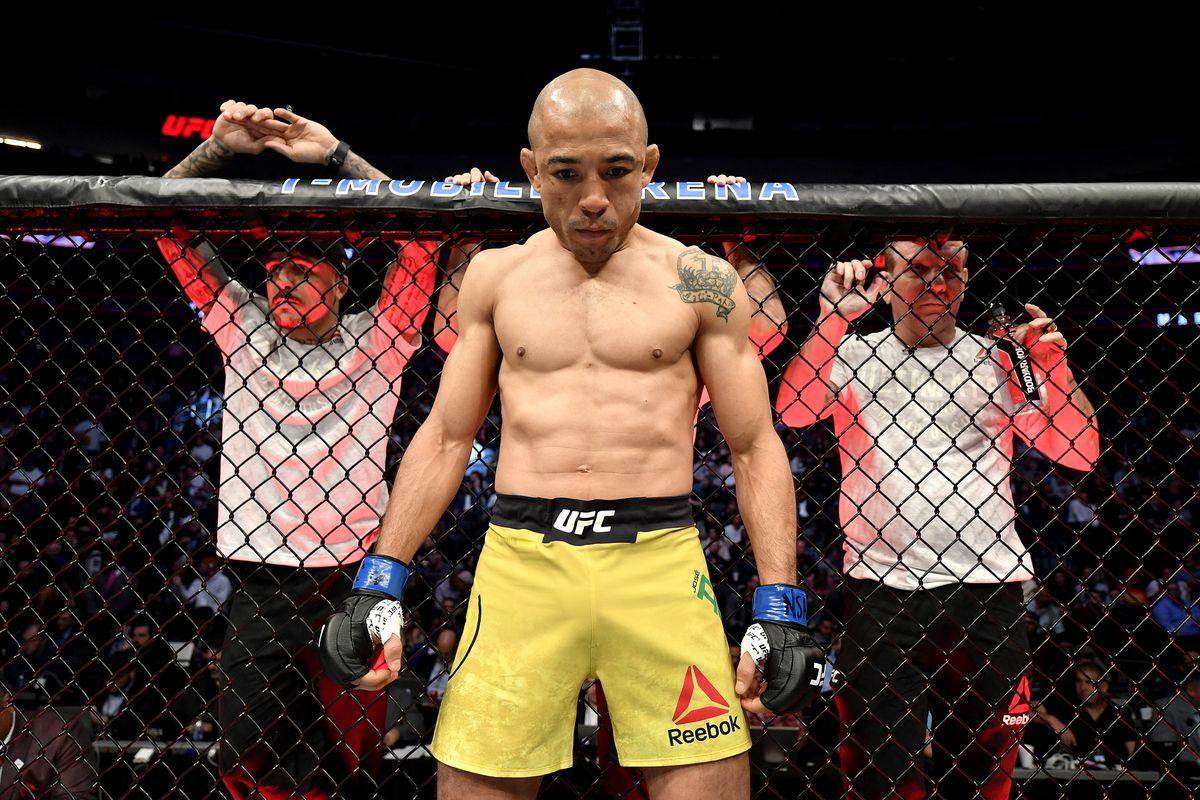 UFC 245: Moraes v Aldo