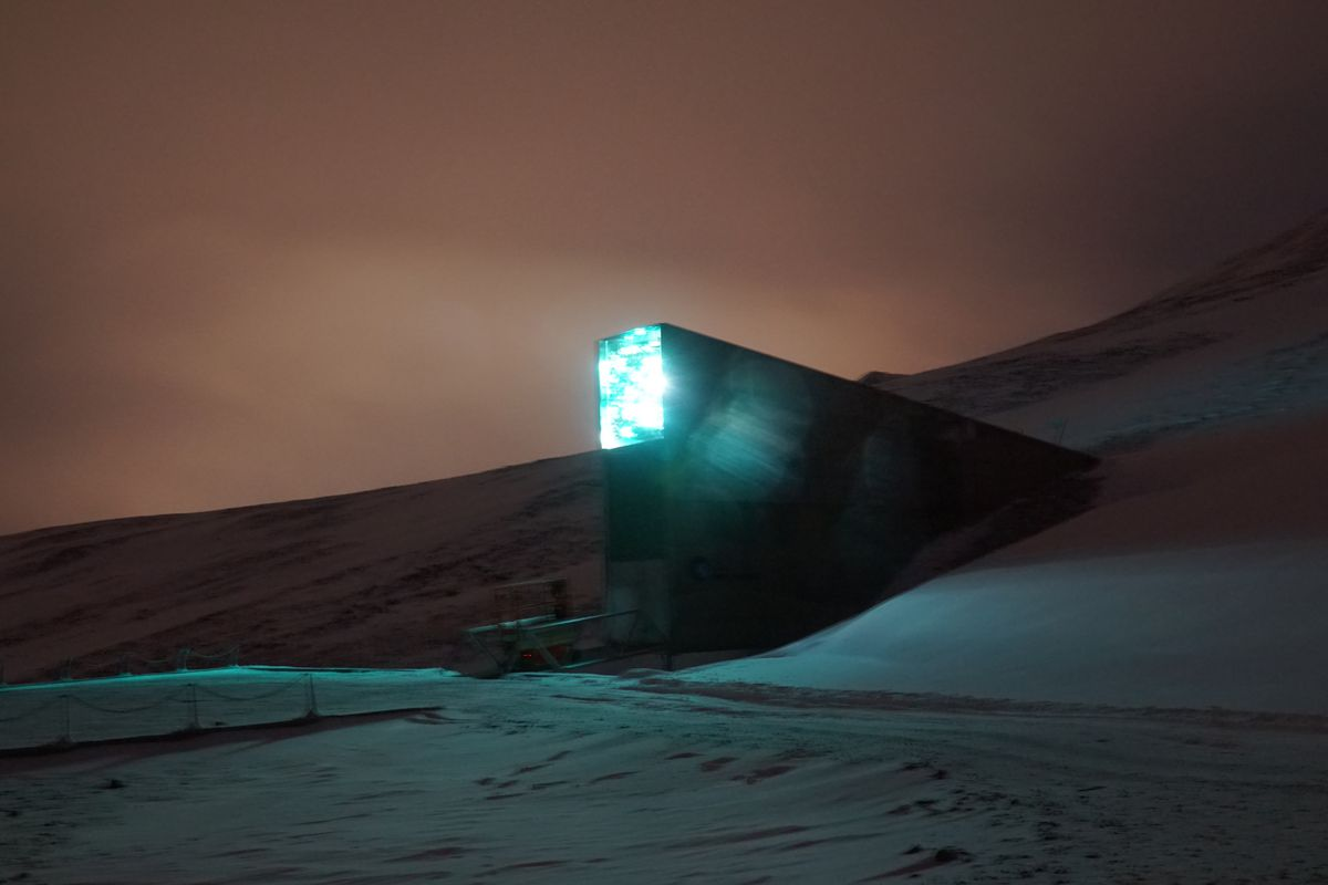 Norway Just Invested 13 Million Into Its Doomsday Vault Here S
