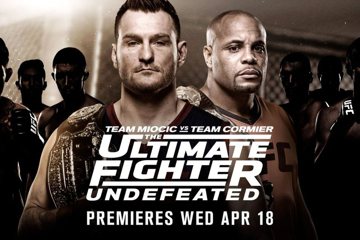 The Ultimate Fighter (TUF) 27 ...
