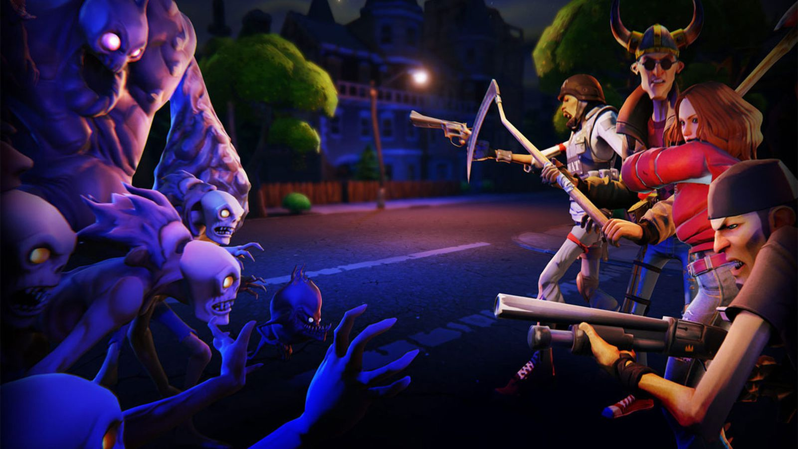 epic games fortnite will be the developers first unreal