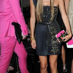 Versace Haute Couture is the only place where Anna Della Russo can get upstaged by a man.
