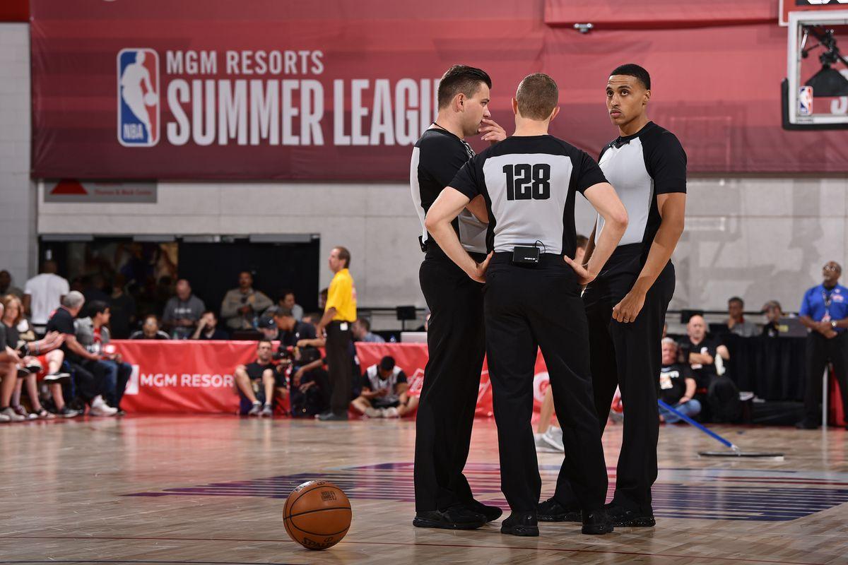2019 Las Vegas Summer League - Portland Trail Blazers v Oklahoma City Thunder