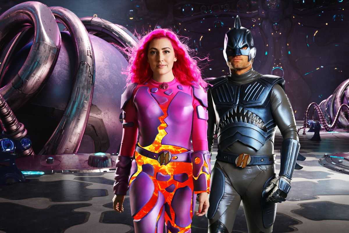 Netflix's Sharkboy and Lavagirl sequel first look: Taylor Lautner isn't back - Polygon