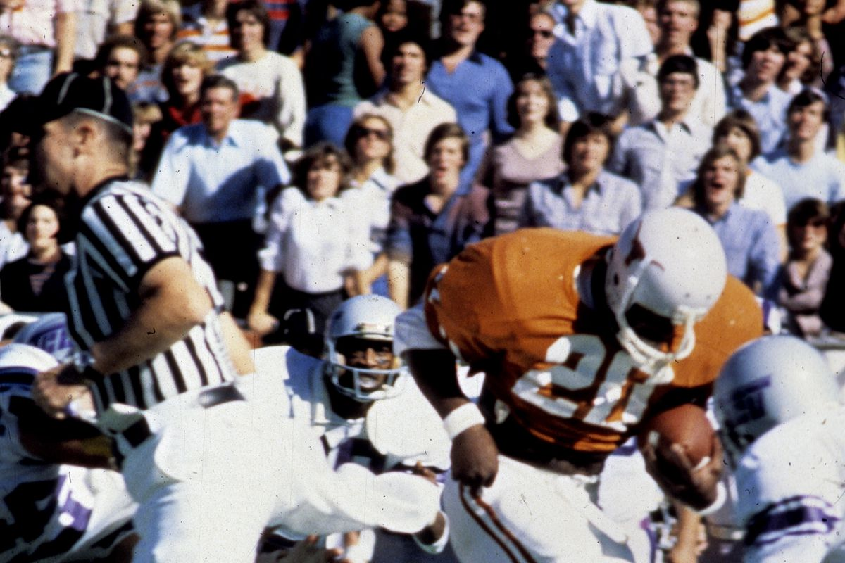Earl Campbell - File Photos