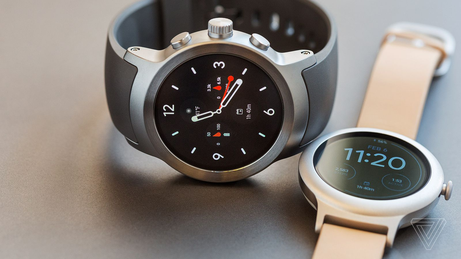 Google: the Search Giant Reinvents Wear Smart Clock