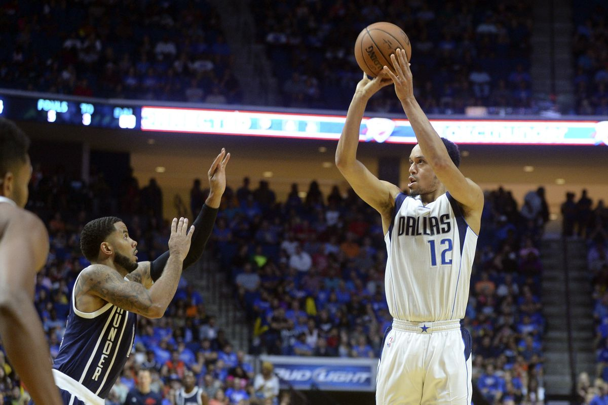 NBA: Preseason-Dallas Mavericks at Oklahoma City Thunder