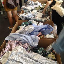 Dress shirts, $100
