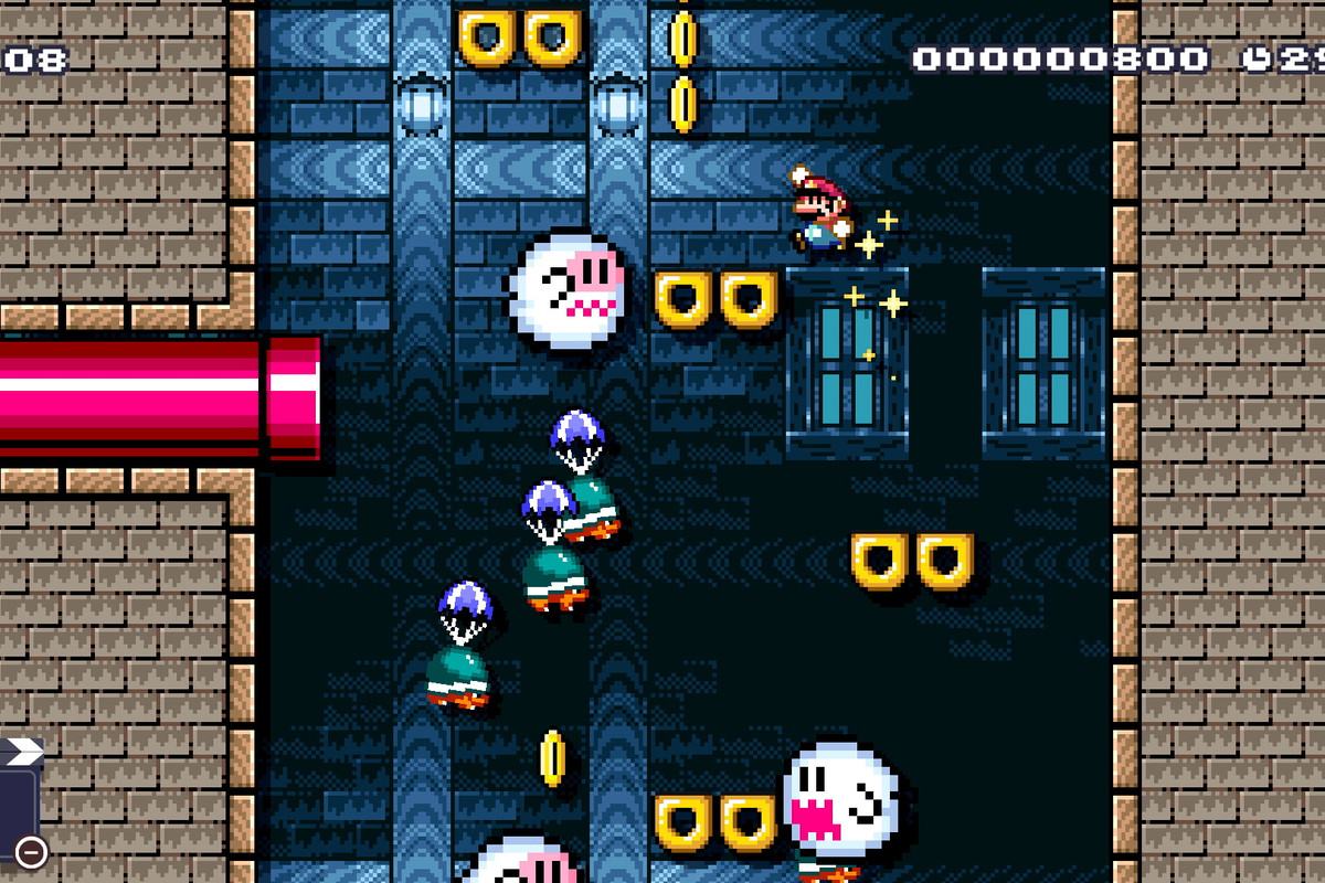 Super Mario Maker 2's debut trailer is packed with a ton of new
