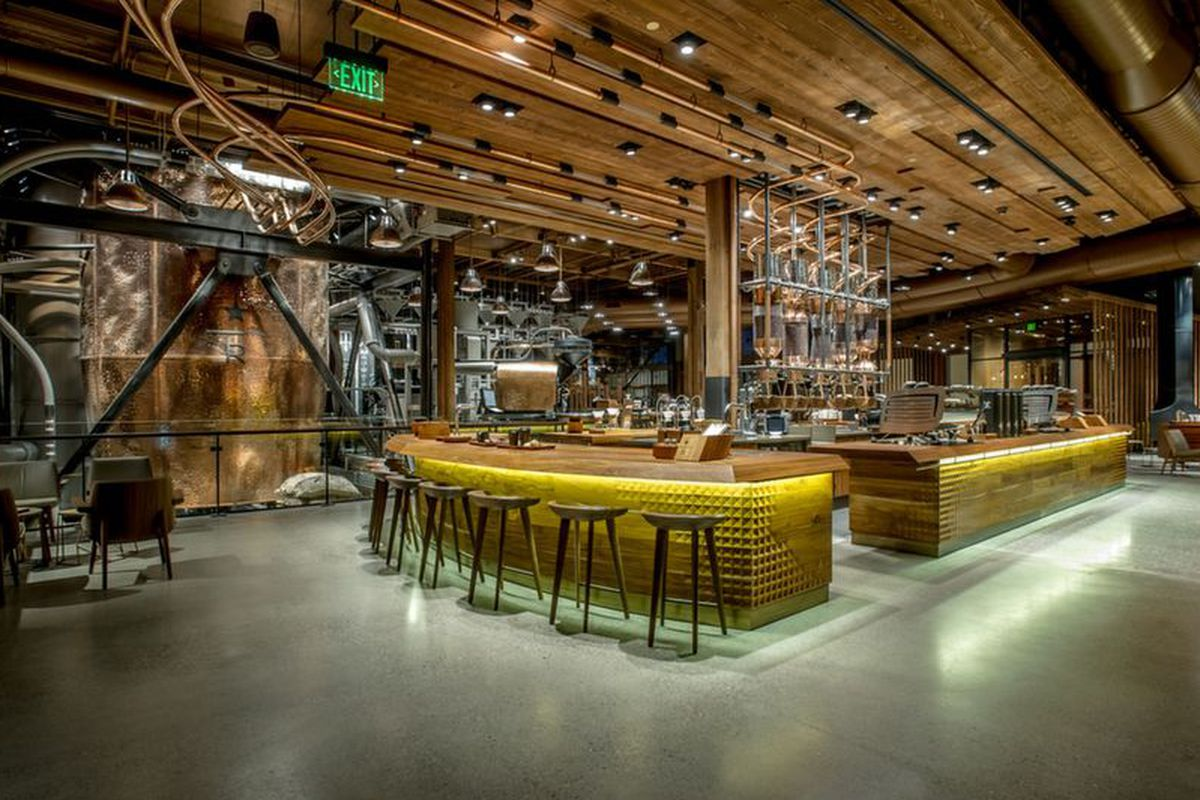 Starbucks Is Opening New Reserve Stores And D C Will Get