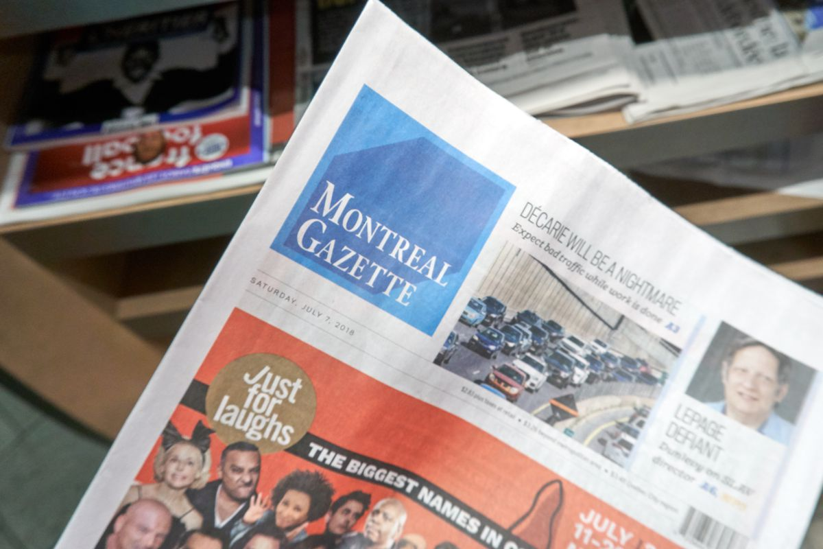 Montreal Gazette Announces New Critics to Replace Lesley