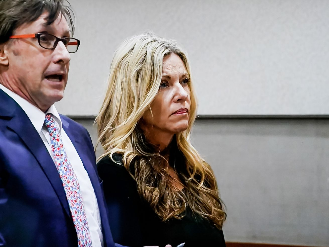 Lori Vallow appears in court in Kauai, Hawaii, on Friday, Feb. 21, 2020.