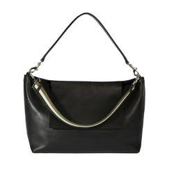 Urban Shoulder Bag in Leather, $695