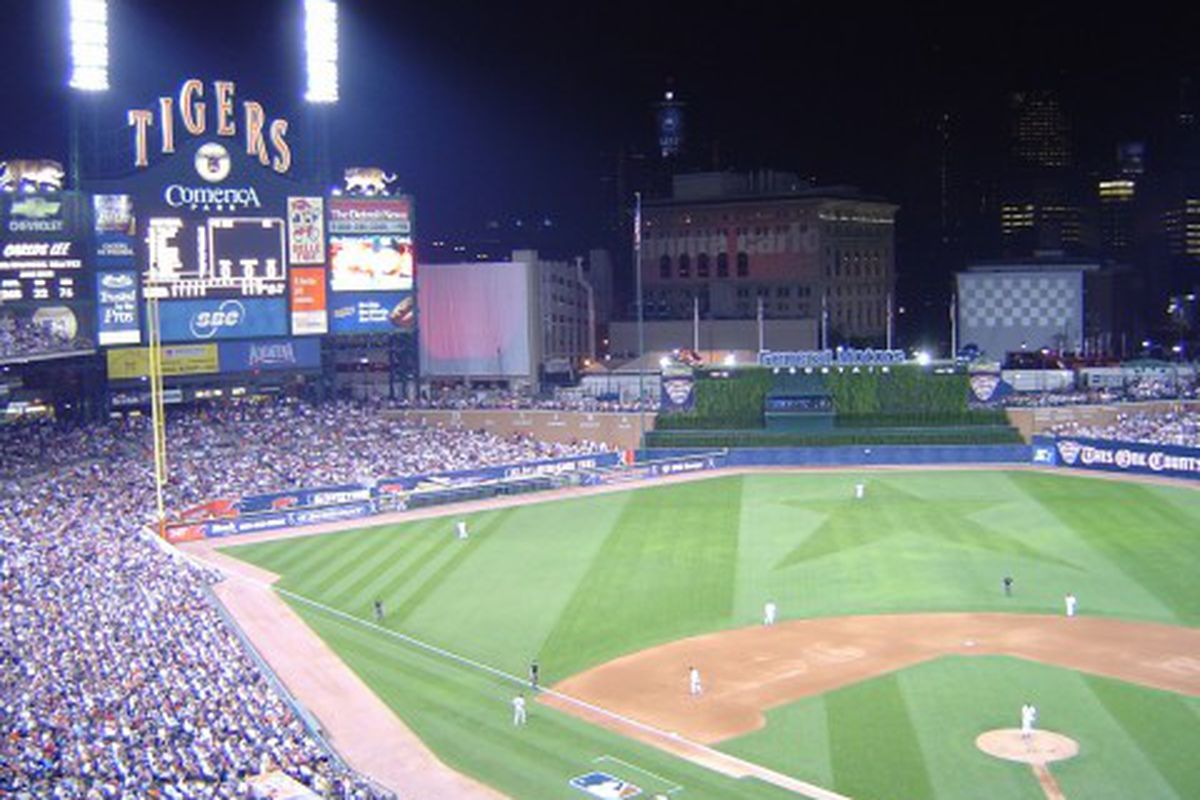 2005 all star game in Detroit. We thank Kyle Jen for some of the photos he snapped at the game.