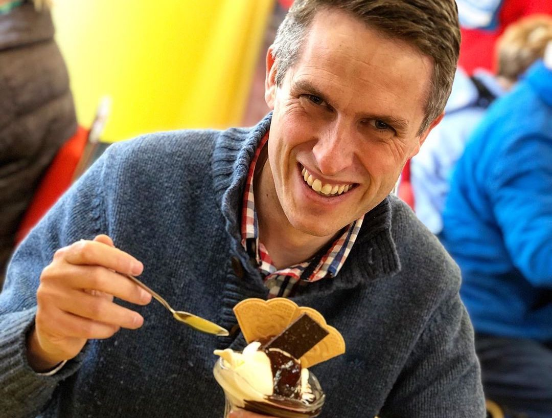 Gavin Williamson's sacking by Theresa May over Huawei leak leads to a culinary journey