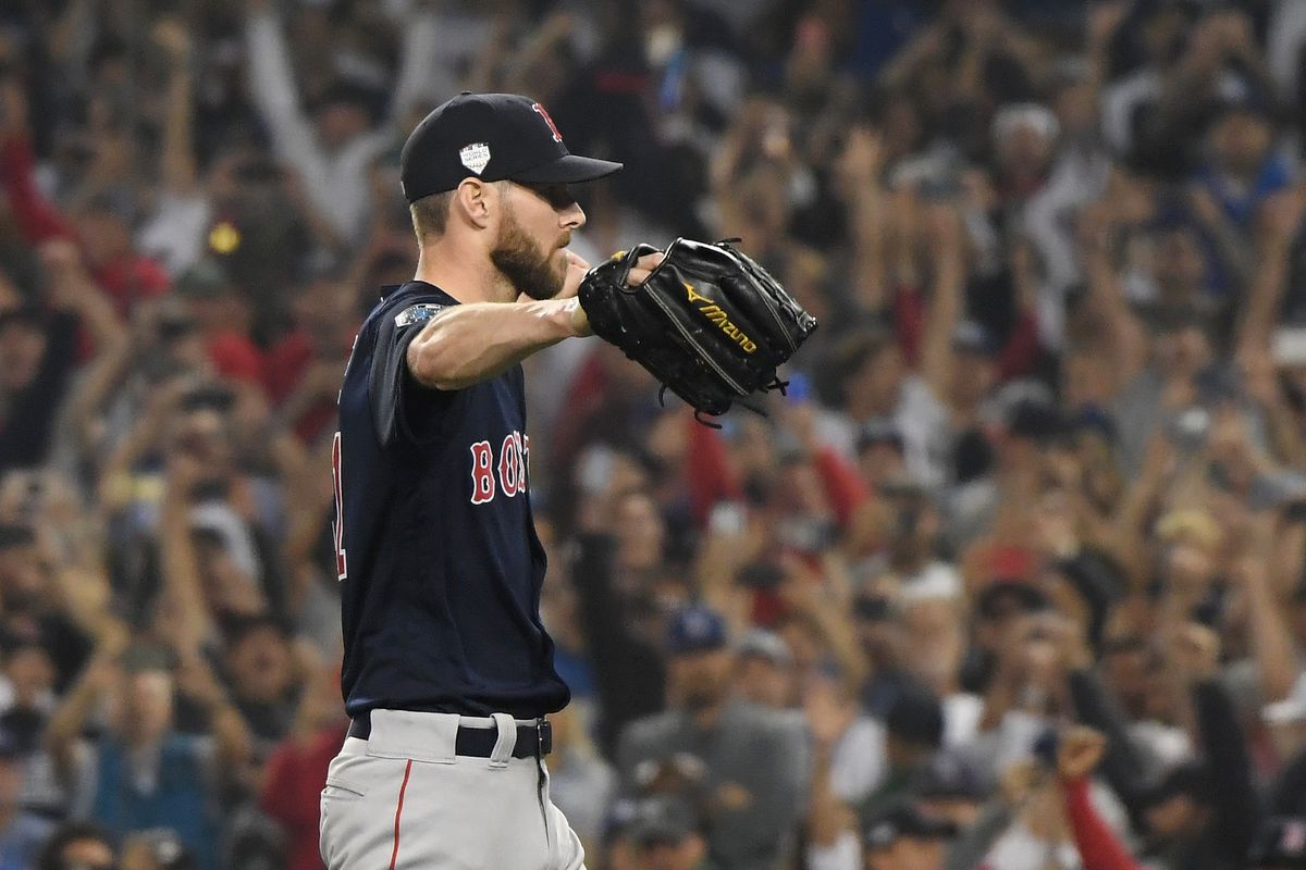 World Series - Boston Red Sox v Los Angeles Dodgers - Game Five