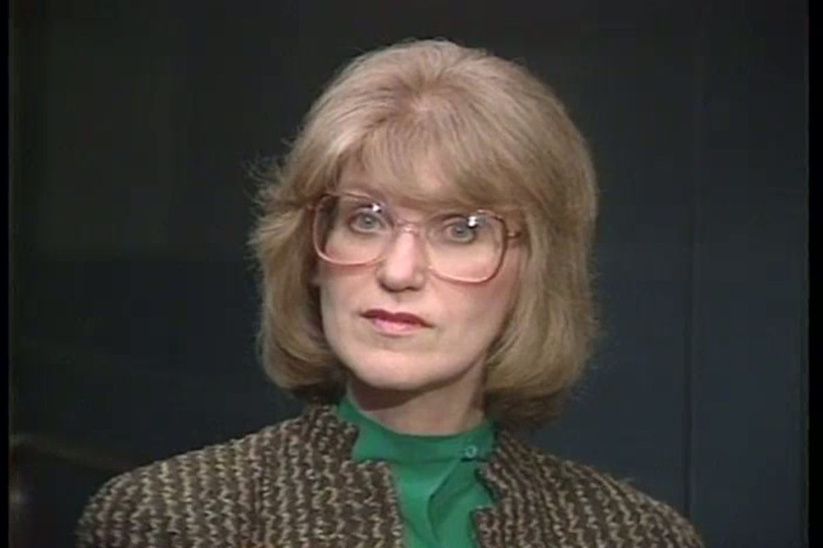 """""""She had this kind of quiet forcefulness,"""" WMAQ-TV political editor Carol Marin said of Lois Wille (above). """"And she rejoiced in other people's successes."""""""
